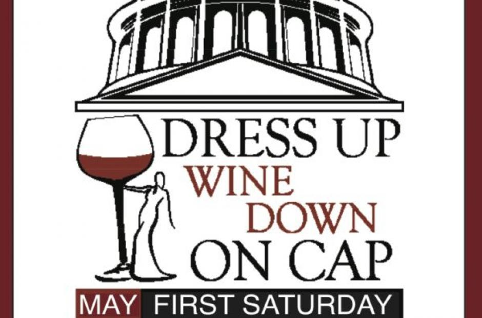 Image of Dress Up Wine Down