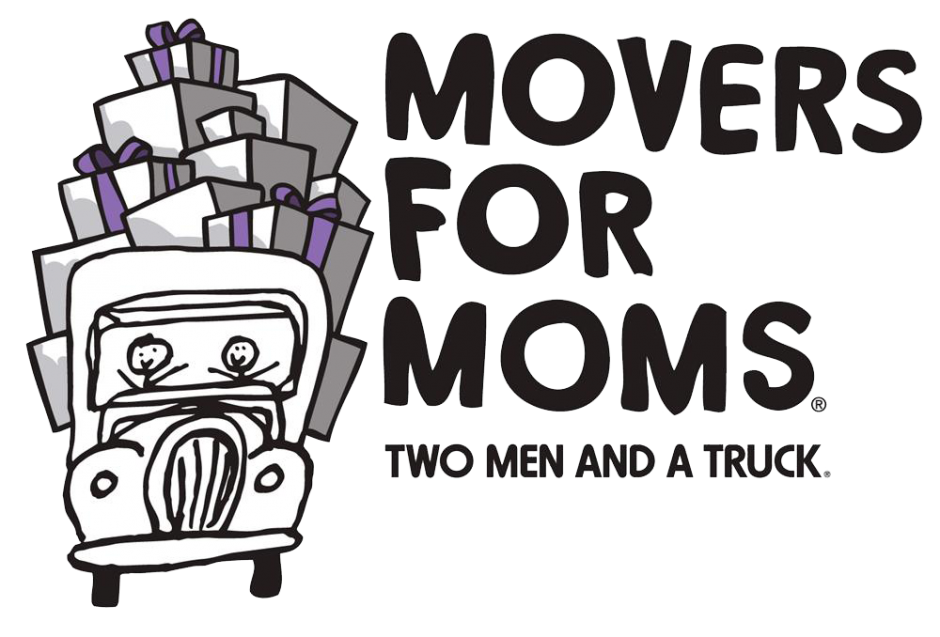 Image of Movers for Moms Collecting Items for WEAVE