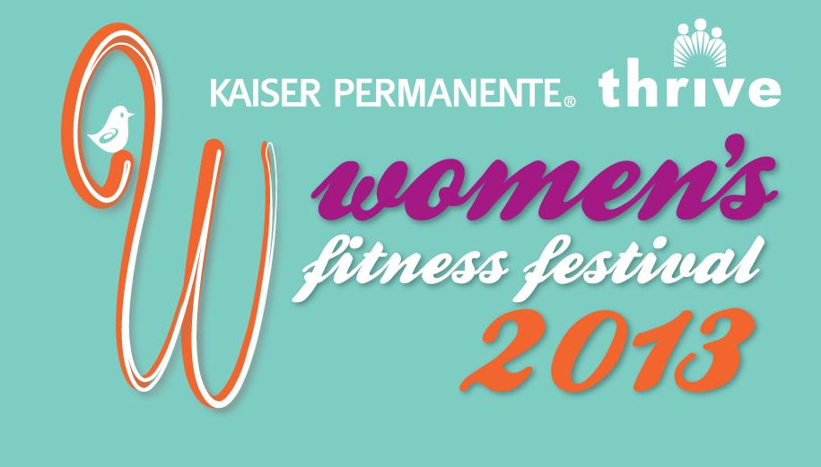 Image of Kaiser Permanente Women&#039;s Fitness Festival Benefiting WEAVE