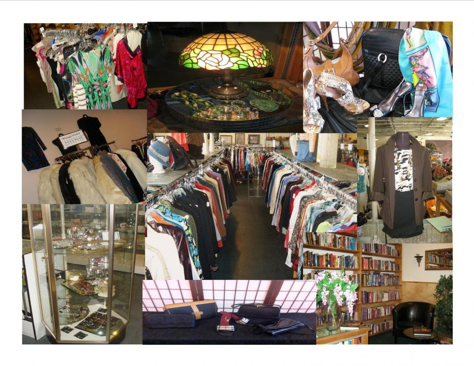 Image of WEAVE Thrift Arden has been nominated as BEST Thrift Store in Sacramento