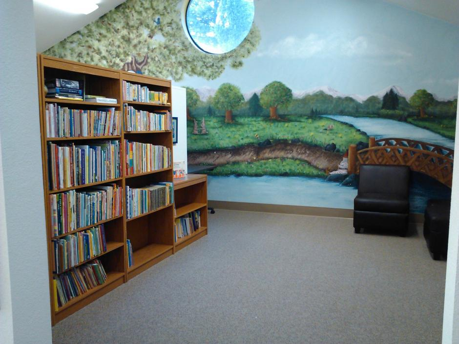 Image of Safehouse Children's Building Reception
