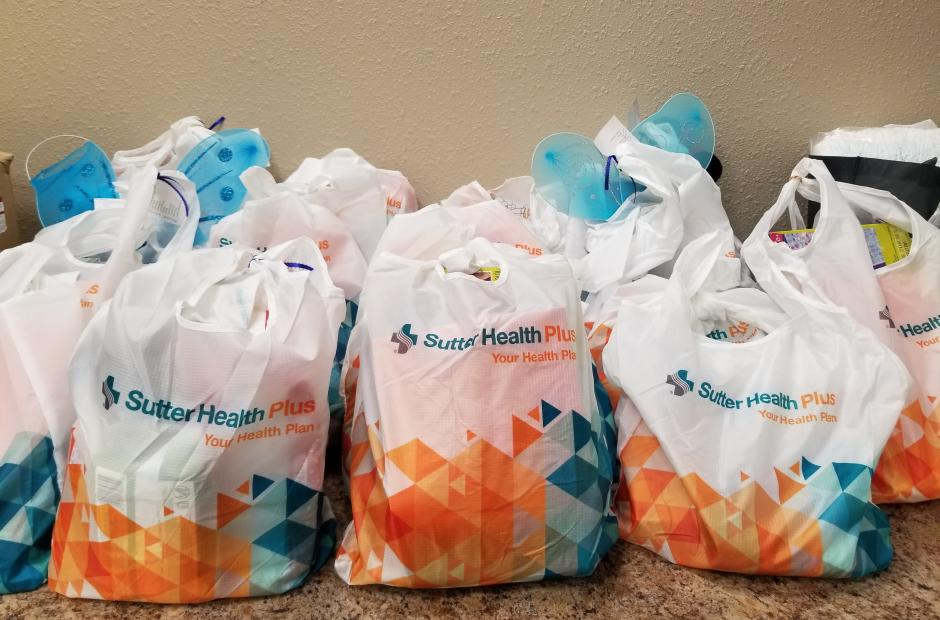Sutter Health Self Care Kits