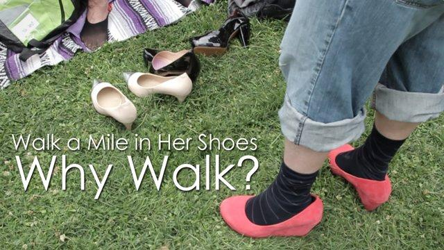 Why Walk?