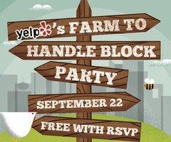 Image of Thank you Yelp Sacramento & Yelp Community!